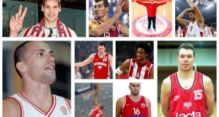 Οι 10 μεγαλύτερες μπασκετικές απογοητεύσεις του Ολυμπιακού